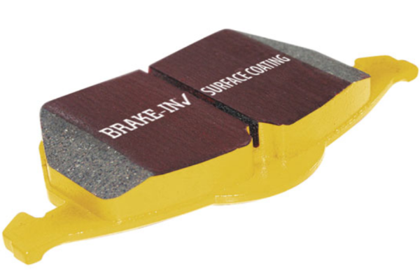 X351 EBC Yellowstuff Rear Brake Pads